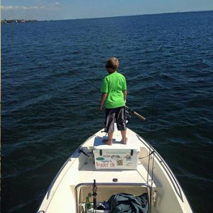 Navarre Beach Inshore Fishing Charters