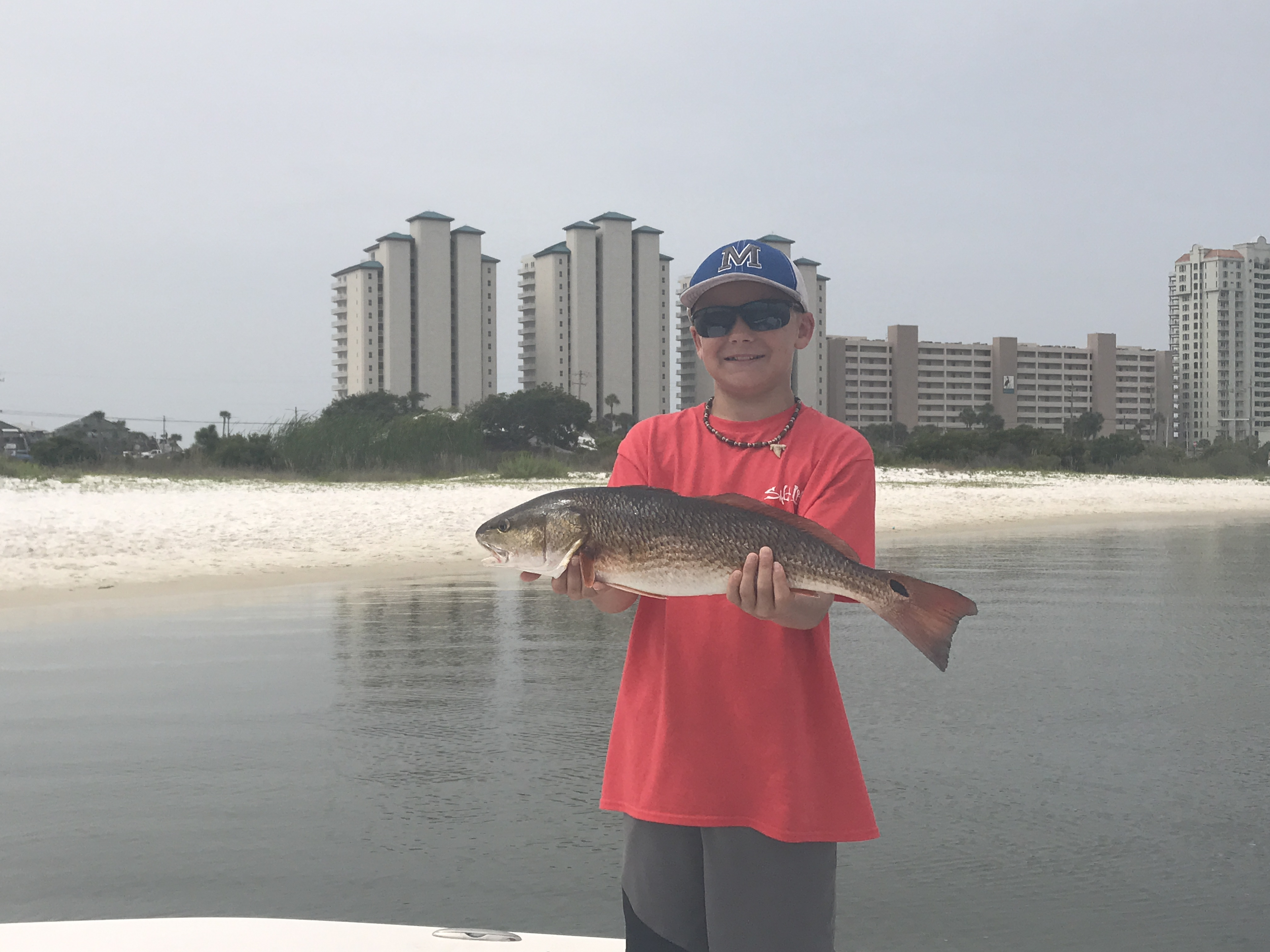 Navarre, Florida Fishing Report June 2018