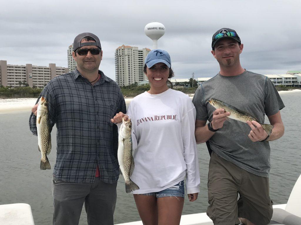 Fishing Charters Near Gulf Breeze